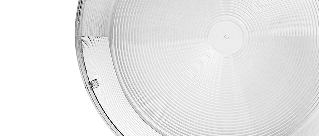Solatube domes capture, transfer and deliver sunlight.