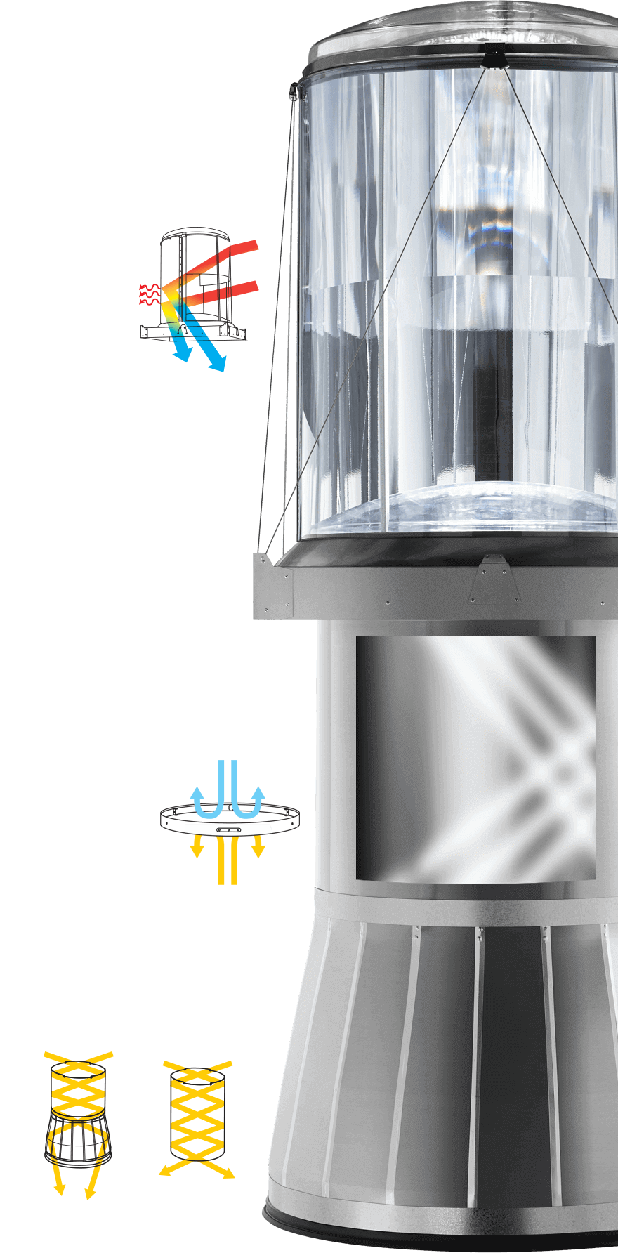 Solatube SkyVault Technology